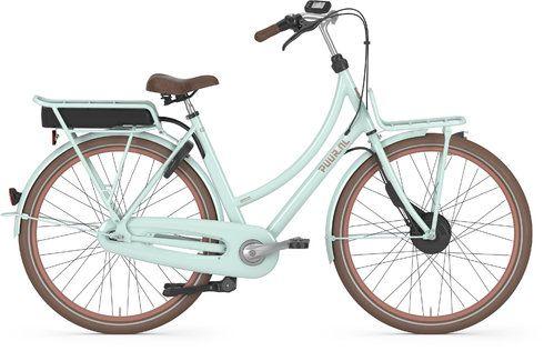 Gazelle PUUR_NL+ C7 HFP 482 Wh - E-Bike Holland - E-BIKE ONLY
