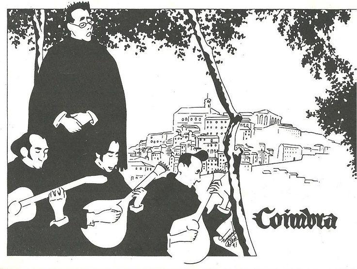 Serenata no Choupalinho, Coimbra.