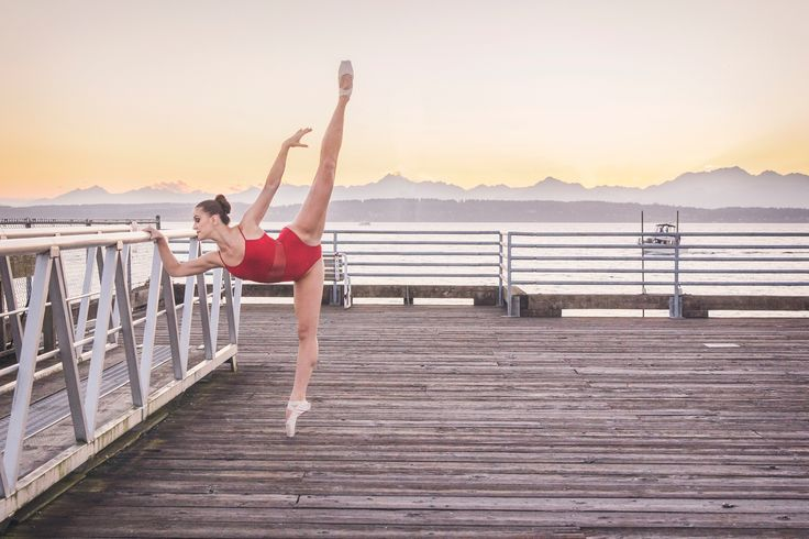 Adrienne Kerr | Ballard Seattle | Ballet Idaho | ©Lindsay Thomas