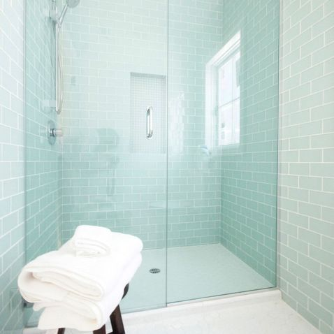 Ceramic Tile Walk In Showers Designs Design Ideas, Pictures, Remodel, and Decor - page 7