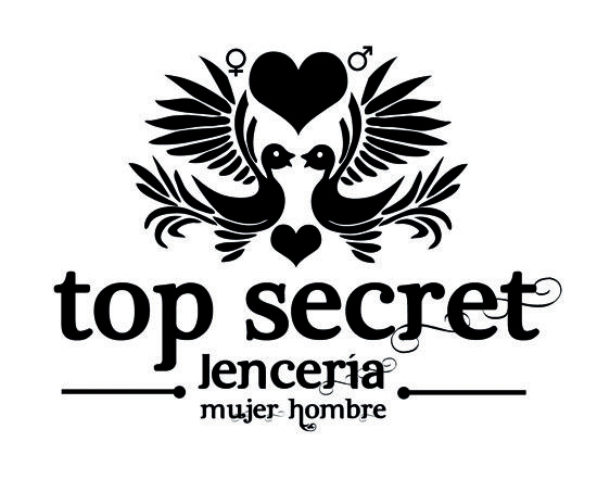 Logotipo TOP SECRET