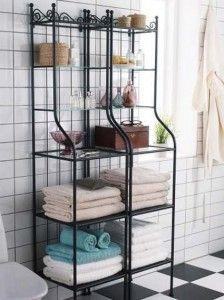 Repisa para el baño Ikea 2013 - Decoración de Interiores y Exteriores - EstiloyDeco