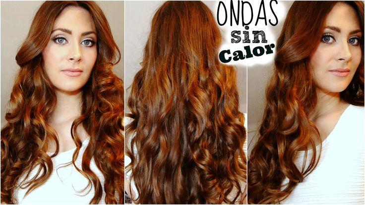 388 best hairstyles peinados images on pinterest nail - Como hacer adornos para el pelo ...