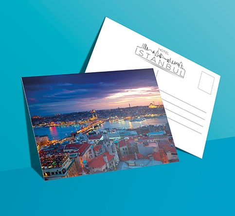 Postcards are a great way to market your business. Why not try them for your next sale or special event? http://bit.ly/19rgzxL