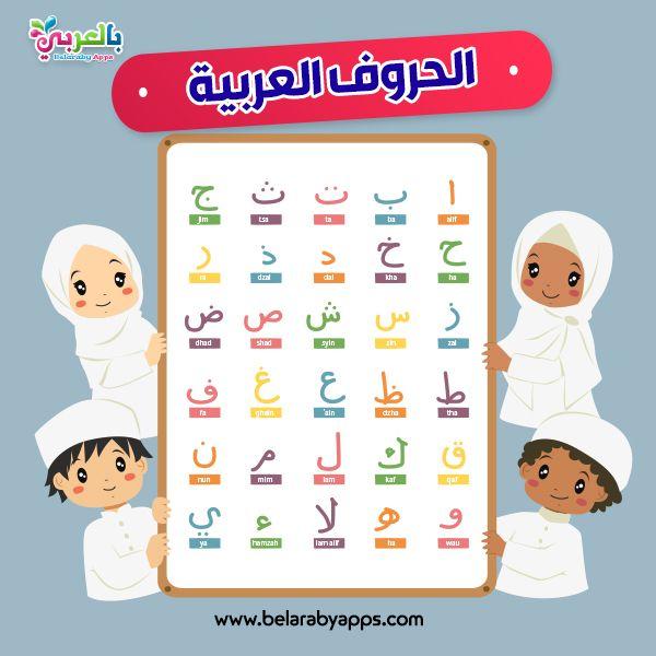 Free Arabic Language Day Images Printable Flash Cards Alphabet Poster Language