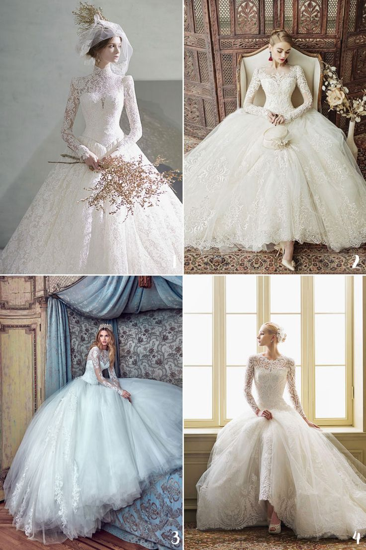 78 Best ideas about Old Fashioned Wedding Dresses on Pinterest ...