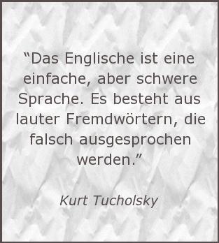 #Englisch ist eine einfache schwere #Sprache!