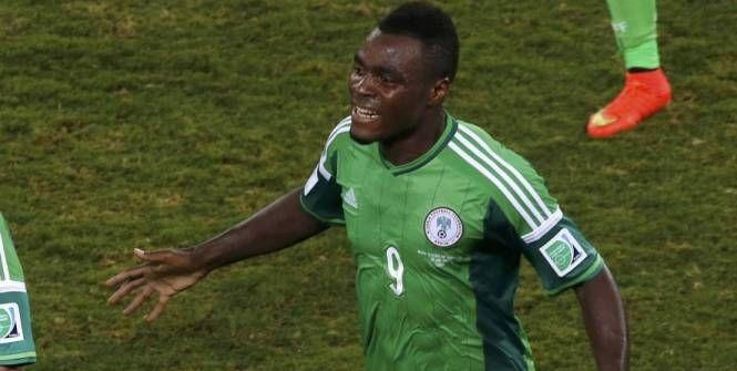 Foot - NGA - Nigeria : Emmanuel Emenike s'arrête