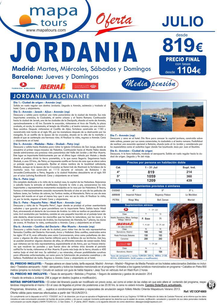 Jordania Fascinante salidas Julio Madrid y Barcelona **desde 819** - http://zocotours.com/jordania-fascinante-salidas-julio-madrid-y-barcelona-desde-819-4/