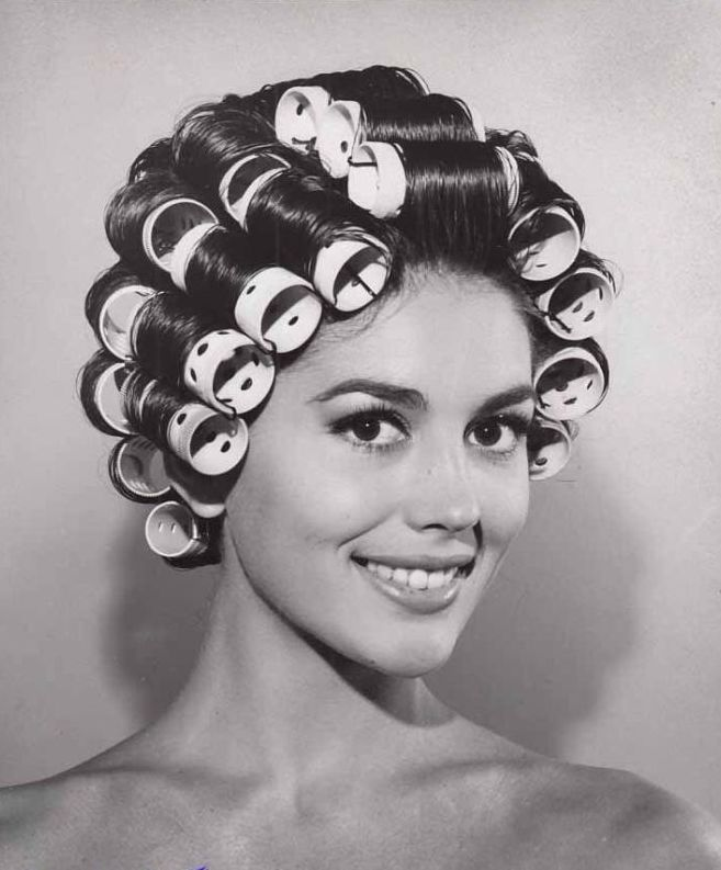 321 Best Images About Salons Amp Curlers On Pinterest Hair