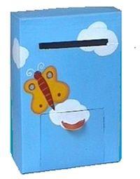 La boîte aux lettres, jeu pour les enfants à partir de 8 mois