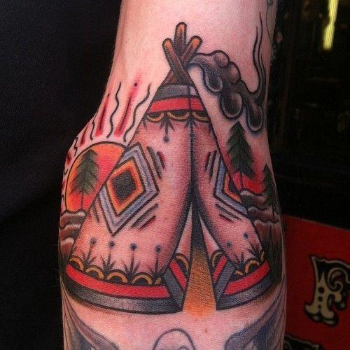 Tatuajes Indios Símbolos Y Significado Tatuaje Tatuajes Indios