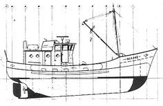 Small fishing boat plans - http://woodenboatdesignsplans.com/small-fishing-boat-plans/