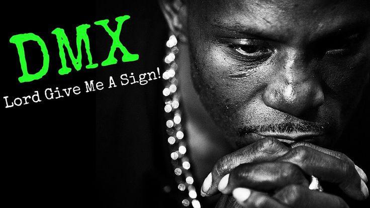 """Christian Rap - DMX - """"LORD GIVE ME A SIGN""""(@ChristianRapz) CLICK HERE TO SUBSCRIBE - https://www.youtube.com/subscription_center?add_user=christianrapz SHOP God Over Me Apparel - http://ift.tt/2eF5MFM Follow Chris..."""
