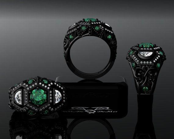 391 best Dream engagement wedding rings images on Pinterest