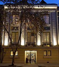 Review: Lastarria Boutique Hotel - Santiago, Chile | Luxury Latin America - 2013