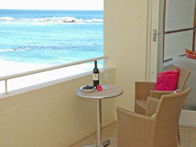 Apartment in Clifton with Heavenly Views of World Famous Beaches | Clifton Paradise is a one bedroom apartment with heavenly views of all four of Clifton's world famous beaches