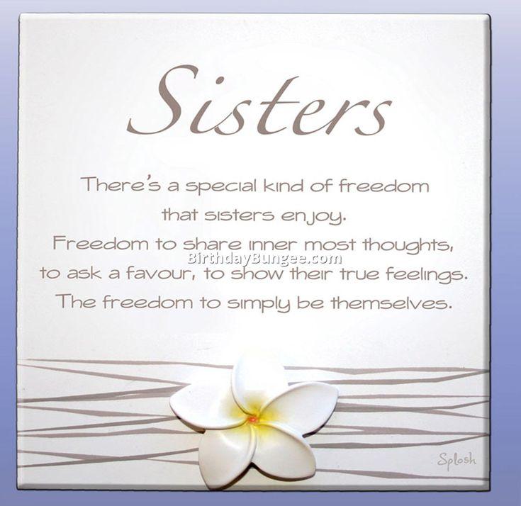 birthday poem for sister 6