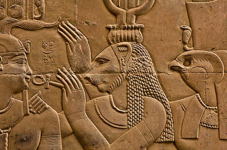 Numerous Statues of #Sekhmet, The Lioness #Goddess of War, Unearthed in #Egypt