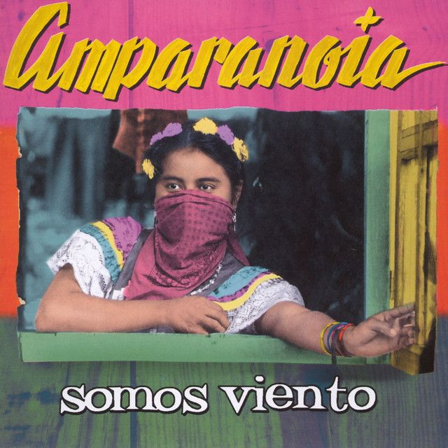 """La Fiesta"" by Amparanoia was added to my Discover Weekly playlist on Spotify"
