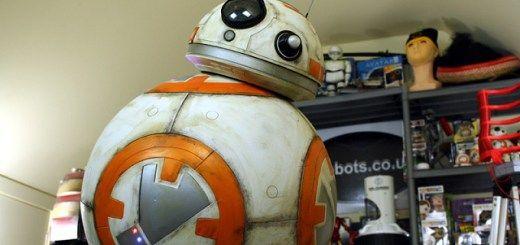 Nueva versión del BB8 de James Bruton con Arduino e impresión 3D #arduino #robot…                                                                                                                                                                                 Más