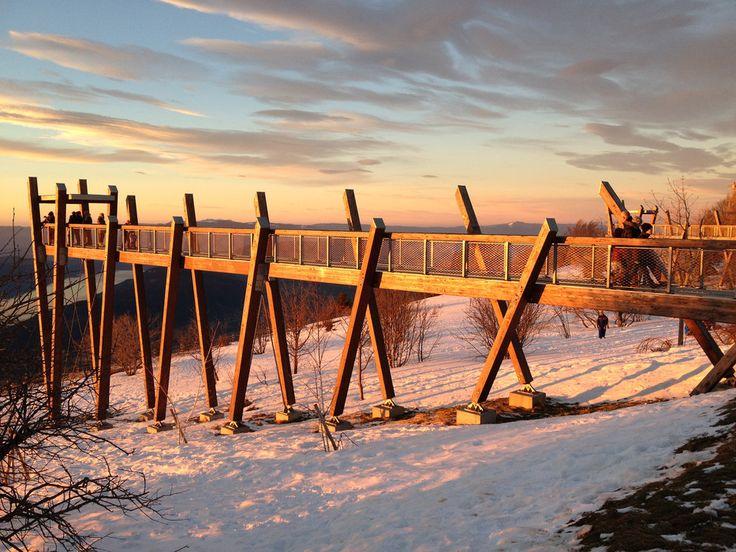 Prix national de la construction bois - Panorama - Aménagement du Belvédère du Revard