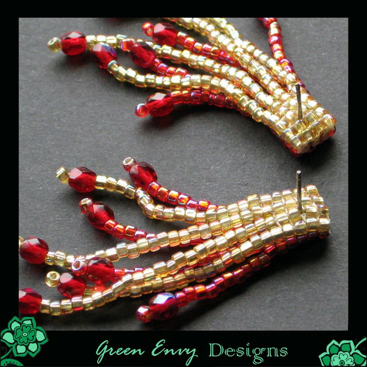 Royal Reds by GreenEnvyDesigns on Etsy