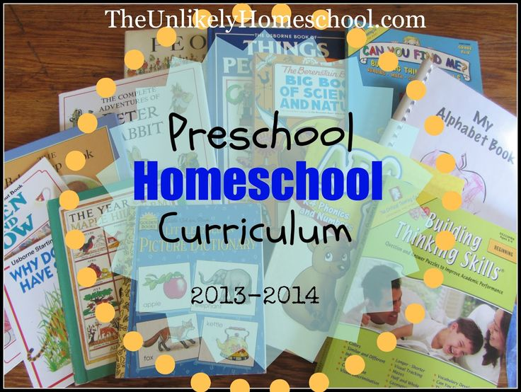 The Unlikely Homeschool is an online, faith-based site full of ideas, organizational tools, and printables for the busy homeschooling mom.