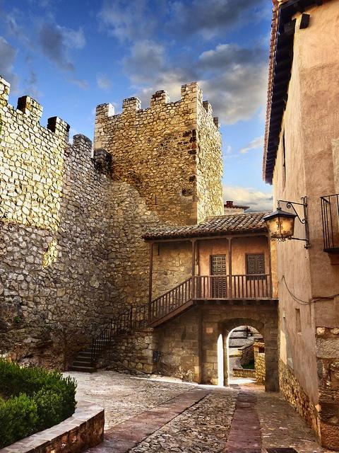 Albarracin, Teruel, Aragon, Spain