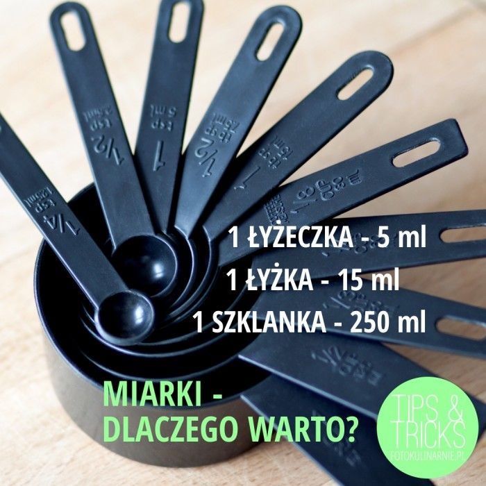 Kitchen measuring spoons - why are they useful?