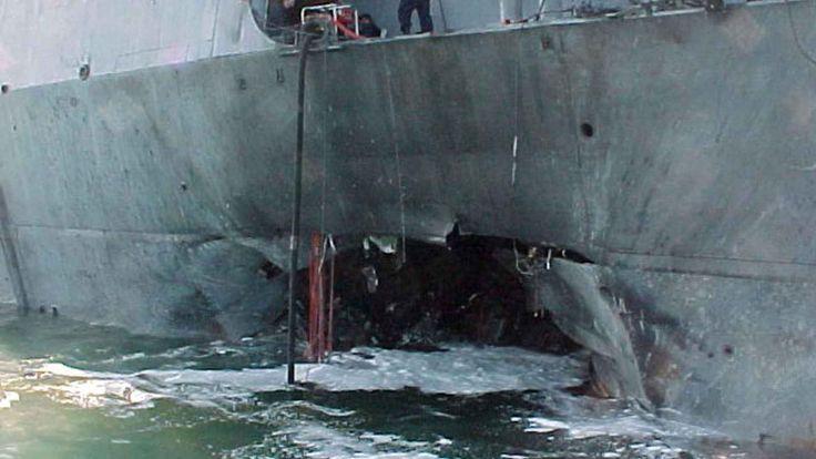 OBAMA FREES USS COLE BOMBING TERRORIST