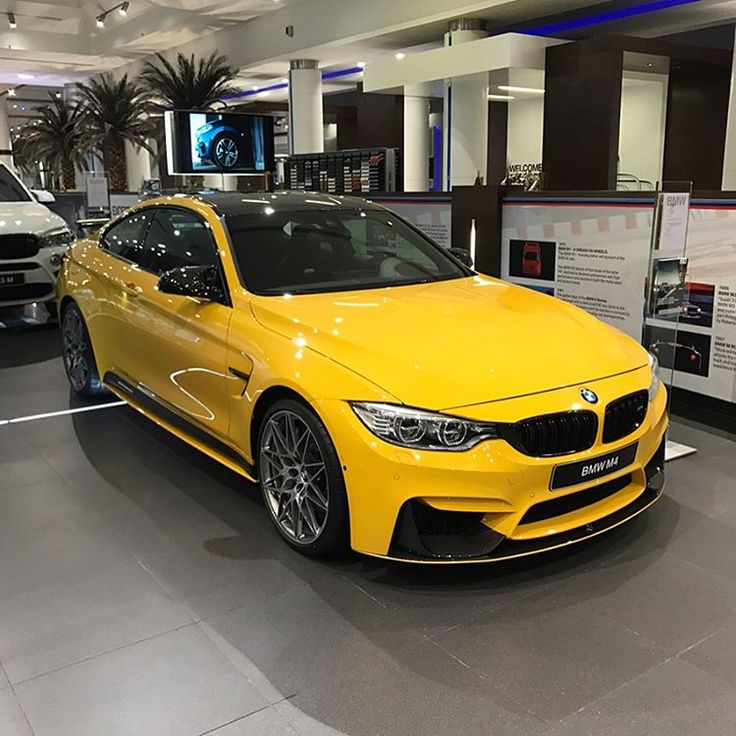 5,255 вподобань, 23 коментарів – BMW, MINI Dealer - Rami Nasri (@abudhabi_motors) в Instagram: «M4 speed yellow Competition Package . SWIP LEFT FOR INTERIOR . For price and other enquiry contact…»