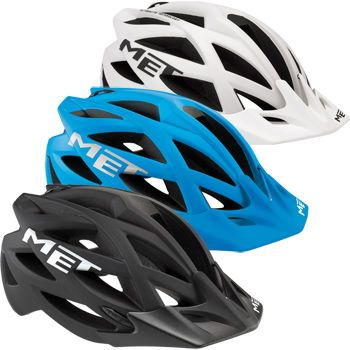 MET KAOS UltimaLite MTB Helmet, light and well ventilated   http://ow.ly/8WUxu