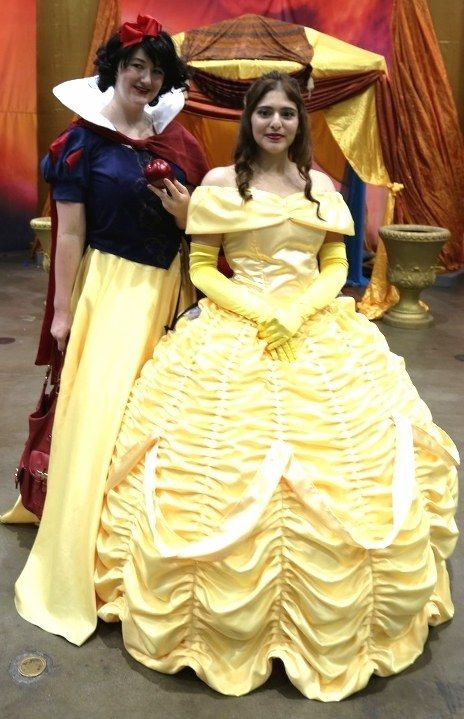 ANY Disney princess dress for that matter. | 23 Gorgeous Anime Expo Costumes That Are Better Than A Wedding Dress