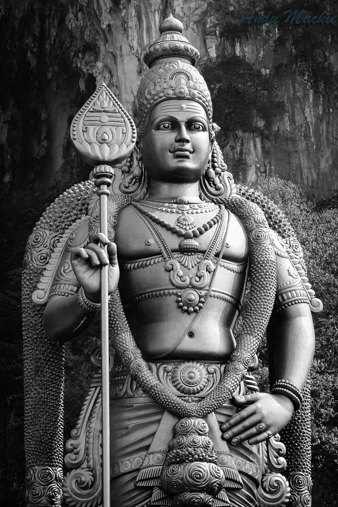 Murugan, God of War & Victory by Thai Andy on 500px