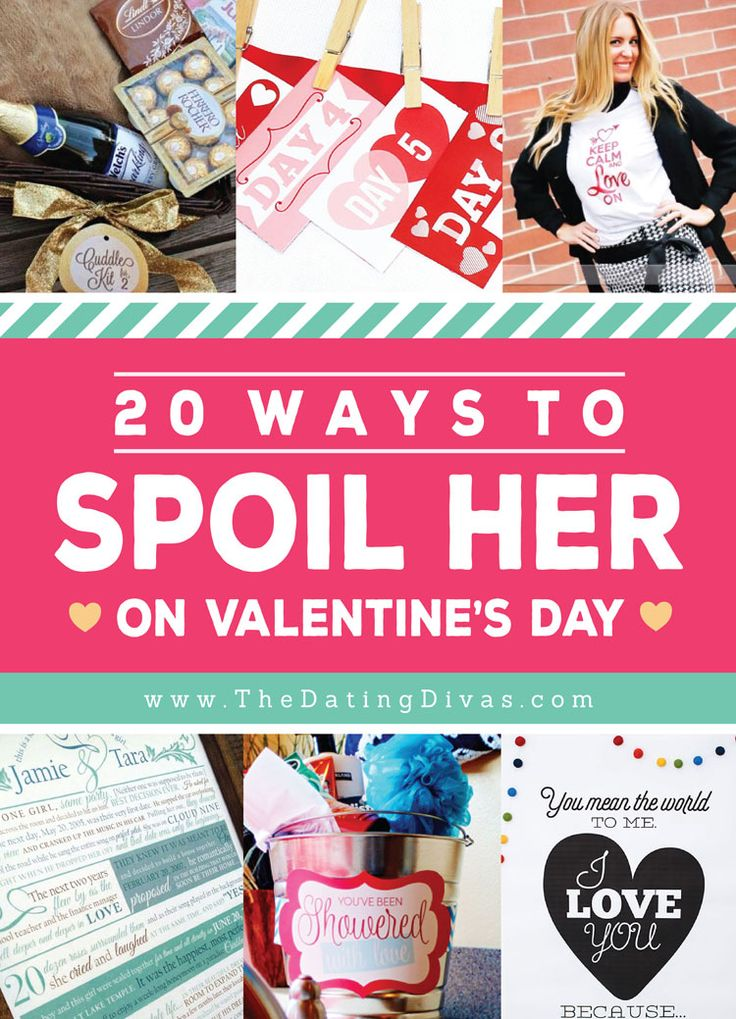 20 Fun Valentine's Gifts for Your Wife! From The Dating Divas