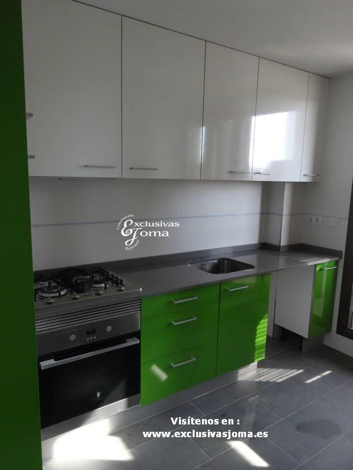 Muebles Cocina Color Verde
