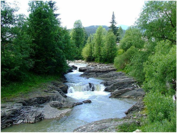 Tisza forrásvidéke - Fekete-hegyég - Kárpátalja