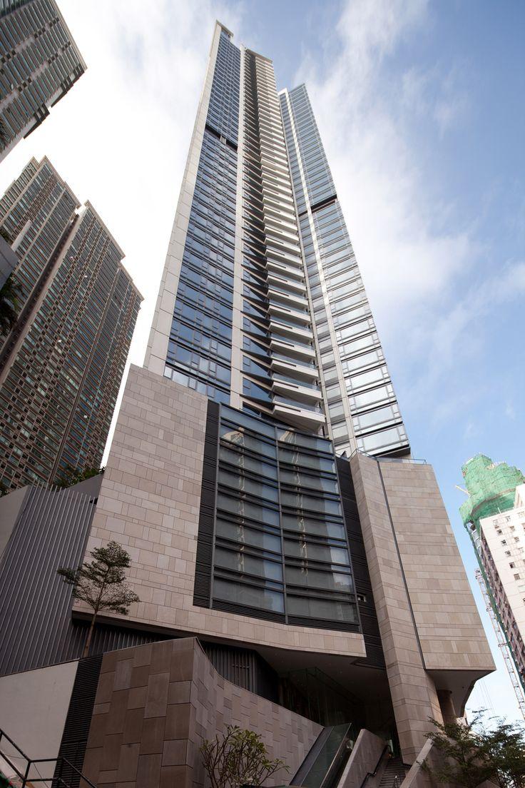 Azura by Dennis Lau & Ng Chun Man Architects & Engineers (HK) Ltd in Hong Kong, Hong Kong