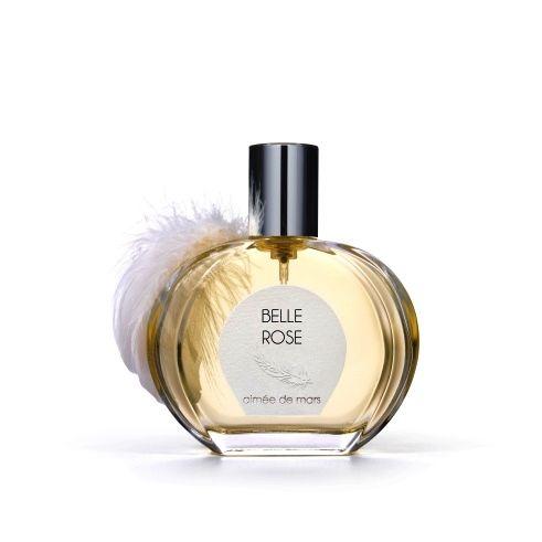 Přírodní parfém Belle Rose od Aimeé de Mars. Využijte dopravu zdarma při nákupu nad 890 Kč nebo výdejní místo zdarma v naší kamenné prodejně NuSpring v Praze.