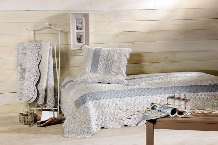 Iata si noile modele de seturi pentru pat, compuse din cuvertura si fete de perna. Niste minunatii, va garantam!