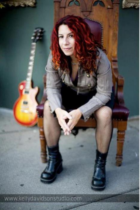Catherine Capozzi of Axemunkee (Photo by Kelly Davidson)