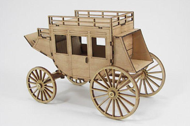wagon maquette - Pesquisa Google