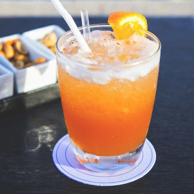 Kentucky Sunrise Recipe | Bourbon Mixed Drink Recipe | Jim Beam ...
