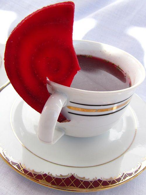 Wyśmienity czerwony barszcz, Przepis na wyśmienity czerwony barszcz, świąteczny czerwony barszcz