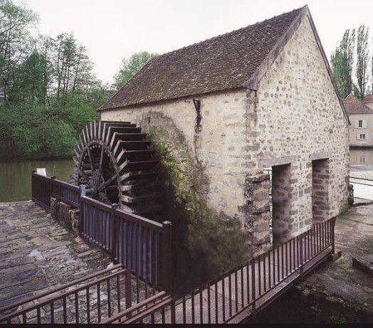 Moulin à tan (tannery) - Moret-sur-Loing - Seine-et-Marne dept. - île-de-France région, France ...fr.topic-topos.com
