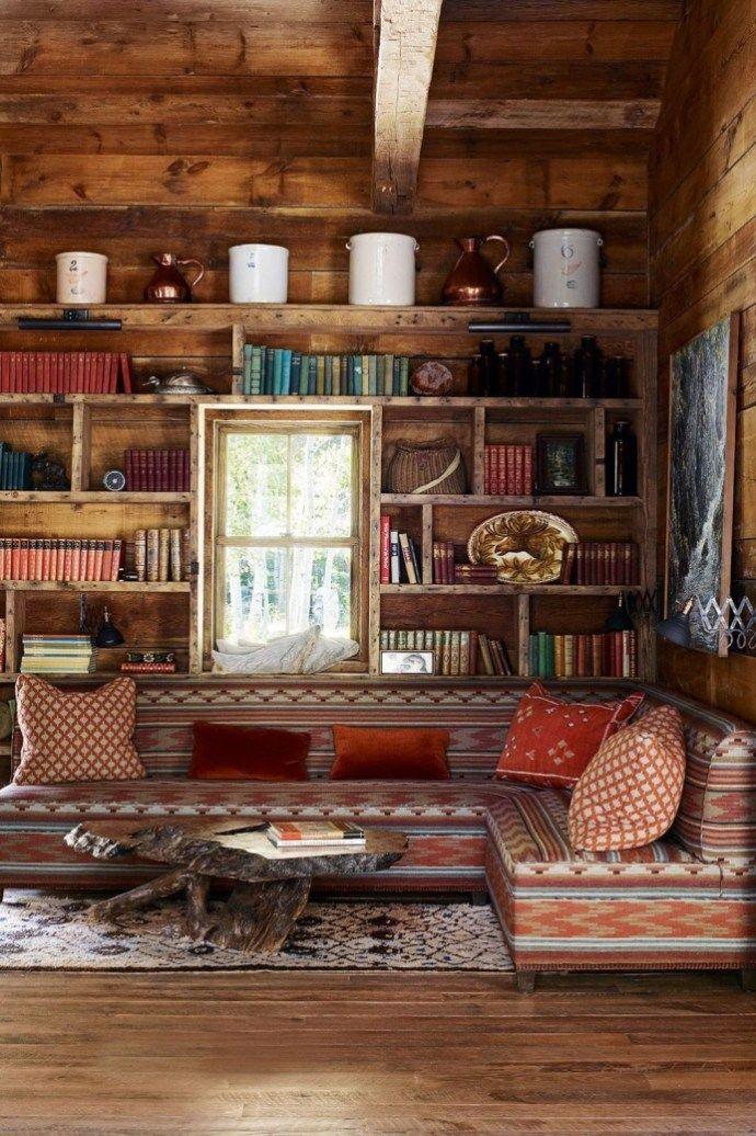 Amazing Lodge Living Room Decorating Ideas 11 Cabin Living Room Cabin Living Room Decor Living Room Seating