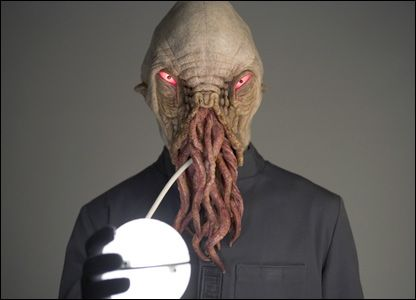 Ood from Doctor Who.