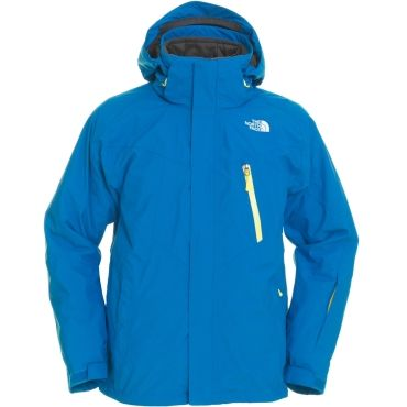 Mens Headwall Triclimate Alp Jacket