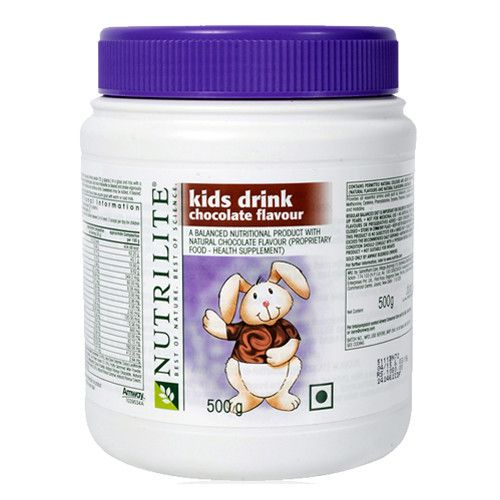 Amway Kids Drink now in India at Proteinsstore.com. Get Best Deal on Amway Nutrilite Products, Amway kids drink chocolate, Lowest Price Supplement in India